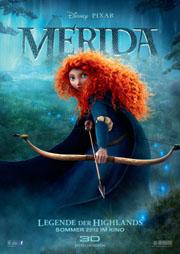 Merida - Poster