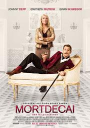 Mortdecai - Poster