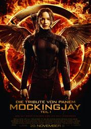 Mockingjay: Teil 1 - Poster
