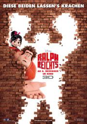 Ralph reicht's - Poster