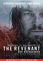 The Revenant - Poster