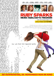 Ruby Sparks - Poster