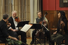 "Streichquartett ""The Fugue"""