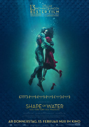 Shape of Water - Poster