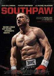 Southpaw - Poster