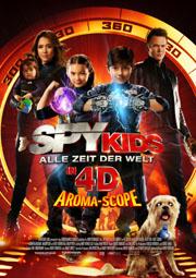 Spy Kids 4D - Poster