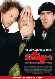 Die Stooges - Poster