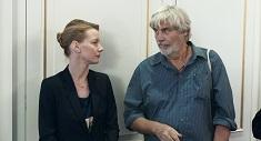 Sandra Hüller & Peter Simonischek