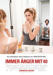 Immer Ärger mit 40 - Poster