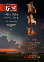 Three Billboards - Poster