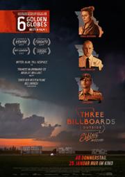 Three Billboards - Poster