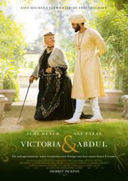 Victoria & Abdul - Poster