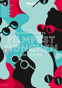 Filmfest München 2018 - Plakat