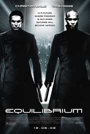 Equilibrium German 2002 DVDRip XviD preview 0
